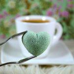 cukor, szív, szerelem, ajándék