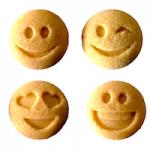 emoji,party, partykellék, cukor, nádcukor, kockacukor