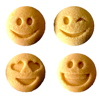 emoji,party, partykellék, cukor, nádcukor, kockacukor, COVID-19, korona, koronavírus