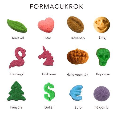 Ízesíts stílusosan, Formacukorral!